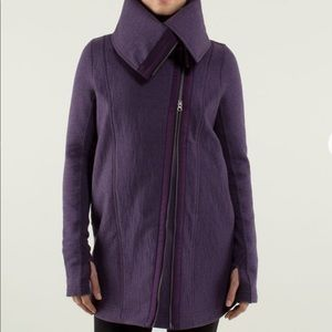 Lululemon Virasana Blanket Wrap Jacket